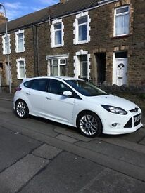 Ford Focus zetec s ecoboost 1.6 turbo