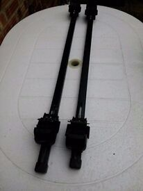 Roof bars in very good condition