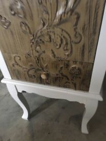 Beautiful dining or bedroom storage units