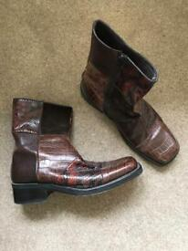 c1056085d789 Rockport size 11 boots. Ex condition. | in Sheffield, South ...