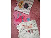 Girls age 2-3 jumpers, leggings and long sleeved tops