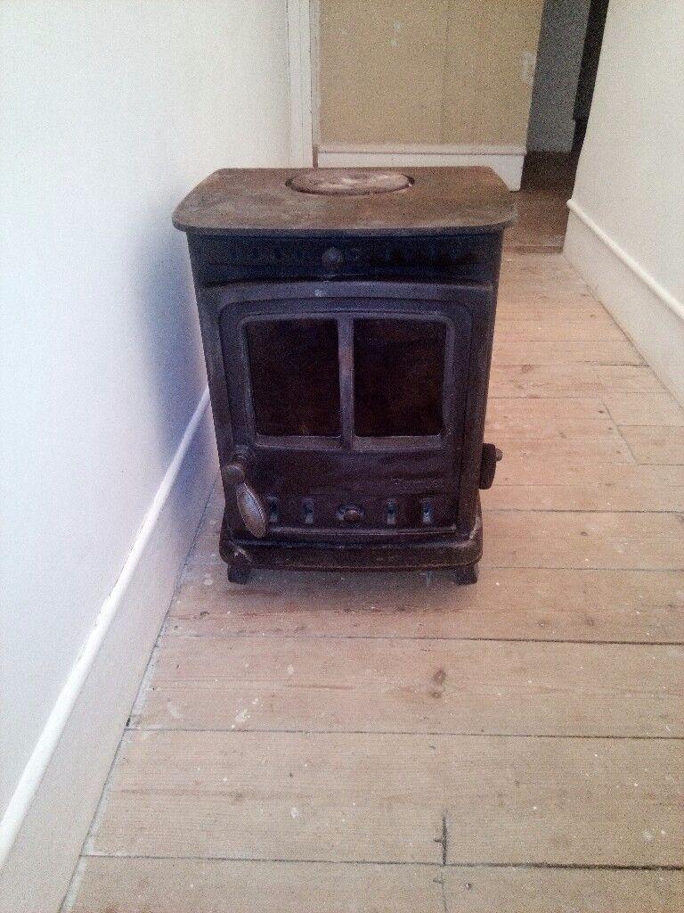 Woodburner £100