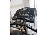 Weights benches an cross trainer bundle