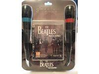 The Beatles Rock Band - Singstar Microphone Bundle (PS3)