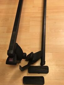 Ford Mondeo Mont Blanc Roof Bars