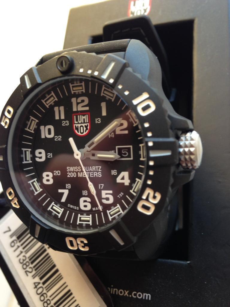 Luminox military divers watch coronado 44mm in - Luminox dive watch ...