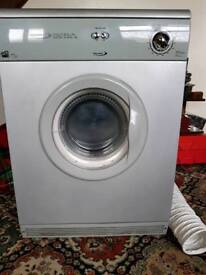 WhiteKnight 6kg Vented tumble dryer