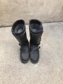 Motorbike boots size 7 or 41