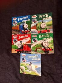 Thomas & Friends Engine Adventures Books x 5