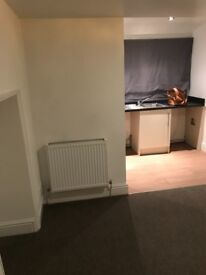 1 bed self contained ground floor flat