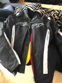 Motorcycle jacket RST pro series