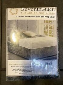 Divan bed base wrap