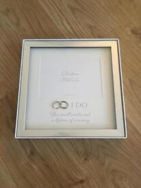 Clinton Cards Wedding Photo Frame - Lovely Wedding Gift