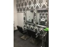 Hair salon to rent £400pcm