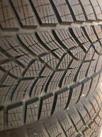 GoodYear winter tyres brand new