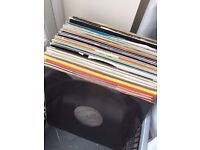 """120+ vinyl records. Mostly 12"""" Dance, House, Trance, Hard Dance - 1998-2005"""