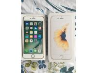 iPhone 6s Vodafone- Lebara 16GB Gold Very Good Condition