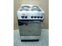 Stainless Steel Single Oven Electric Cooker
