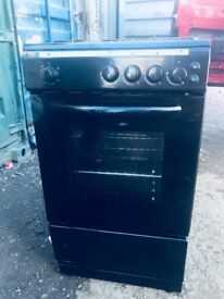 Bush gas cooker 50cm single gas oven free delivery