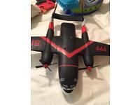 Large toy plane