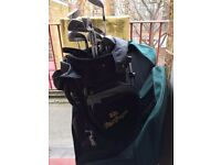 Dunlop Golf Club and Macgregor bag for sale
