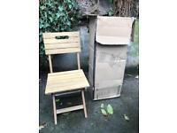 Blooma Denia Folding Chair