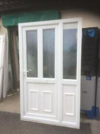 Upvc porch front