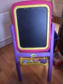 Chalk Board Easel