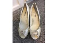 Brand new Benjamin Adams Bridal Shoes