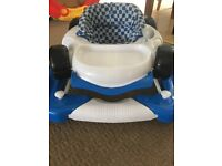F1 Racing car baby walker