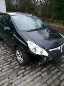 Vauxhall Corsa 1.2 breeze 5drs 49k