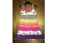 Girl's NEXT boho multi dress : 18 - 24 months