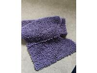 Bathroom mat set REDUCED!!!