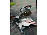 Pro sliding chop saw