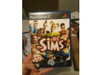 PS2 Original Sims Game!!!