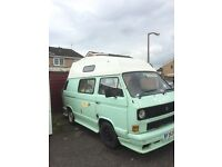 VW T25 campervan £3500