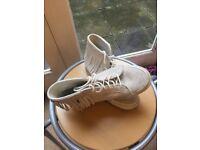 Vans Suede Fringe Sneakers UK size 5