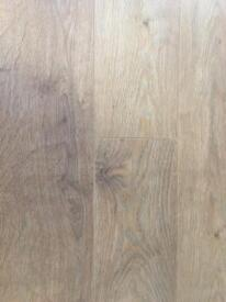 Strike Oak X9 Packs Laminate Flooring 1.50M2 Per Pack 13.5M2 Coverage