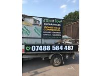 Waste Clearances, Metal Collection, Rubbish and Garden Clearance in Canning Town East London
