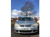 2004 Volkswagen Golf 2.0 GT TDI 5 DOOR HATCHBACK EXCELLENT CAR