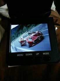 Car digital camera video