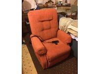 Brand new recliner chair
