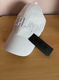 Brand new unisex REPLAY baseball cap