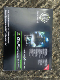 Geforce GTX 260 computer graphics card 896mb nvidia