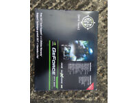 Geforce GTX 260 computer graphics card 896mb nvidia