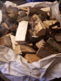 READY TO BURN SOFTWOOD SPLIT LOGS