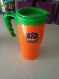 Alton towers travel mug