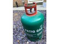 Calor patio gas cylinder 13kg FULL