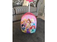 Suitcase case Heys designer luggage kids Disney