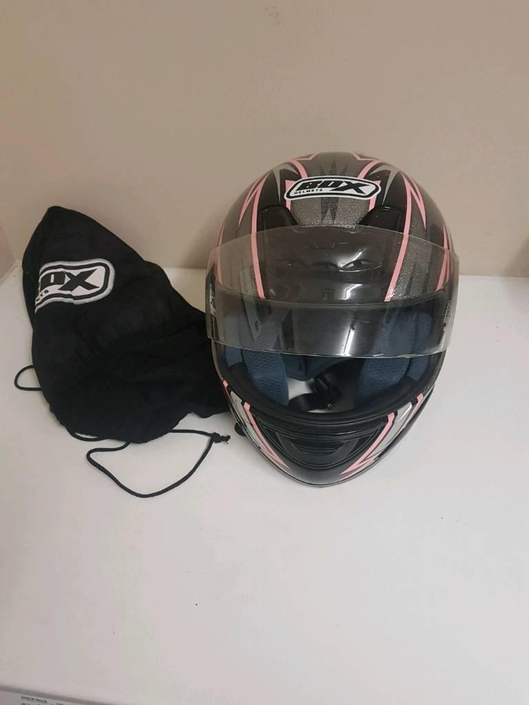 Small motor bike helment